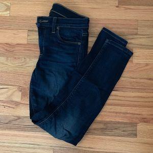 Hudson's skinny jeans